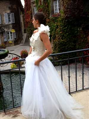 Photo robe de mariée n°90 à Villefontaine par Carole