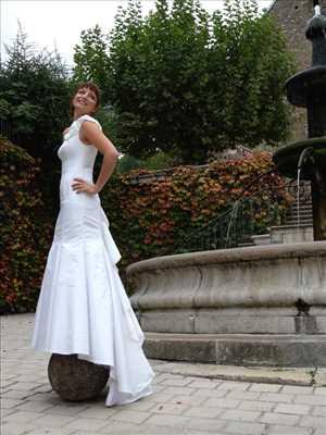 Photo robe de mariée n°91 dans le département 38 par Carole