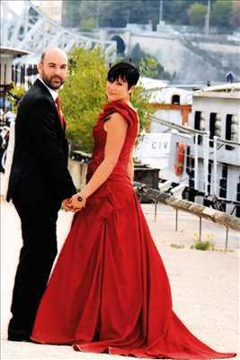 Photo robe de mariée n°92 zone Isère par Carole